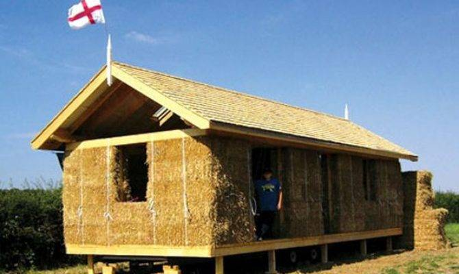 Straw Bale Homes Eco Friendly Alternative Explore