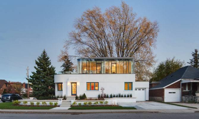 Streamline Moderne Architecture Late Form Art Deco