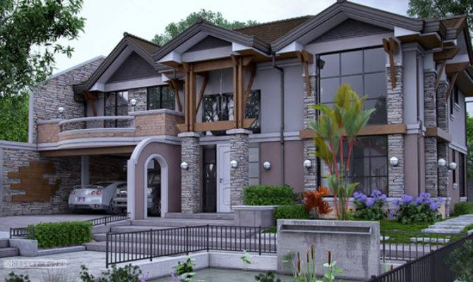 Striking Collection Houses Terrace Home
