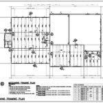 Structural Steel Framing Plan