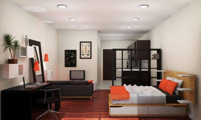 Studio Apartment Design Tips Ideas