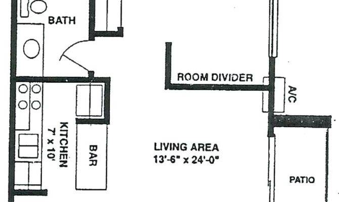 Studio Apartment Floor Plans Latest