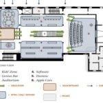 Studio Apple Store Soho Part Plan Section