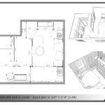 Studio Master Bedroom Walk Closet Washington Arcbazar