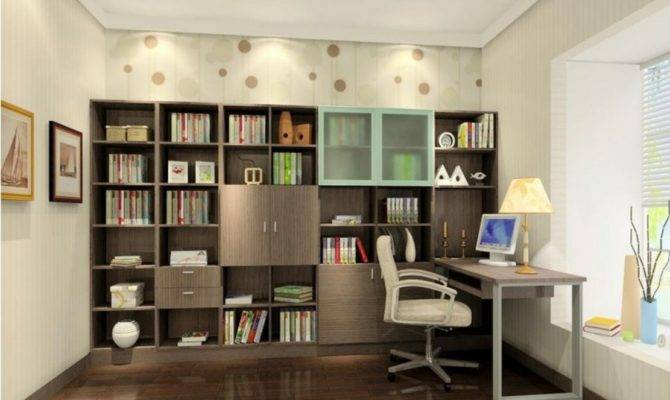Study Room Decorating Ideas Wood Flooring House
