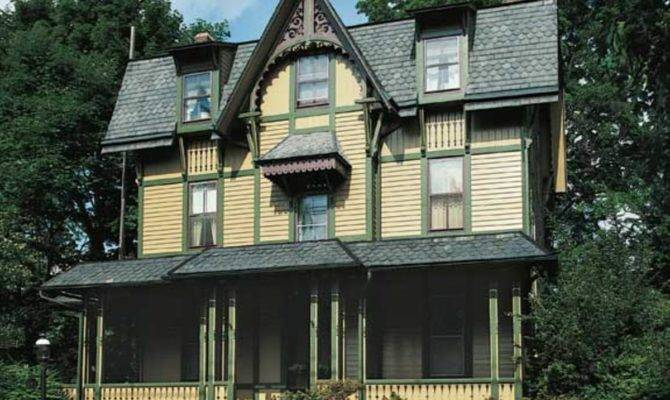Study Stick Style Architecture History Old House