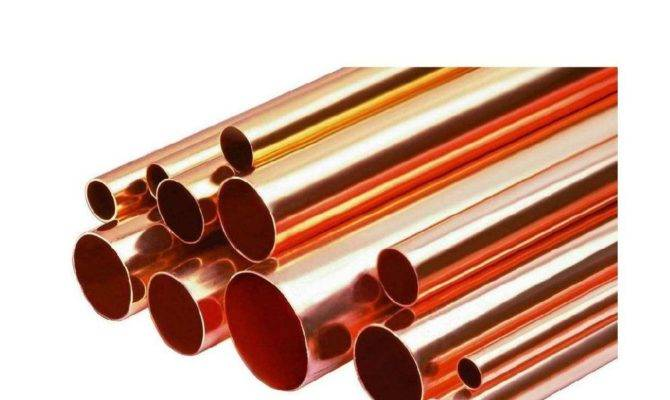 Stunning Copper Piping Types Home Plans