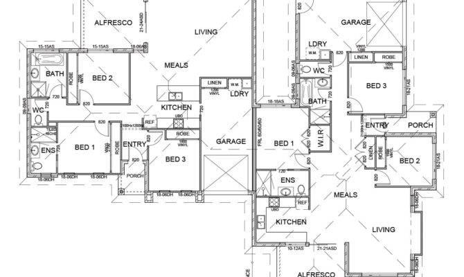 Stunning Corner Lot Duplex Plans Ideas Architecture