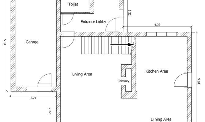 Stunning Ground Floor Plan Home Building
