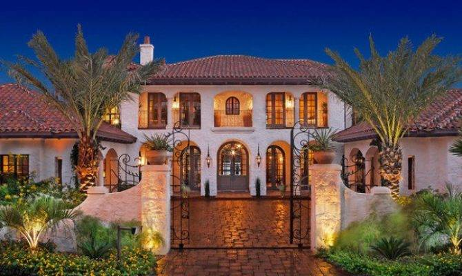 Stunning Hacienda Style Houses Motivation