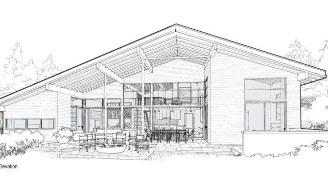 Stunning Home Sketch Plans Building