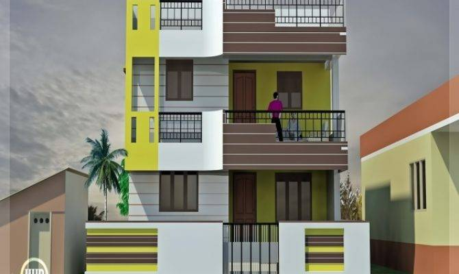 Stunning House Plans Small India Indian Design