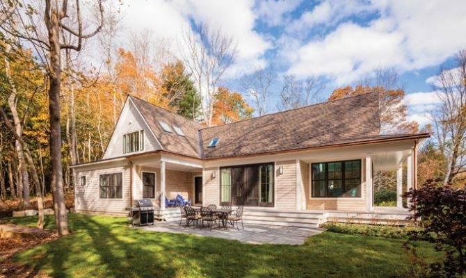 Stunning Maine Home Design Decoration