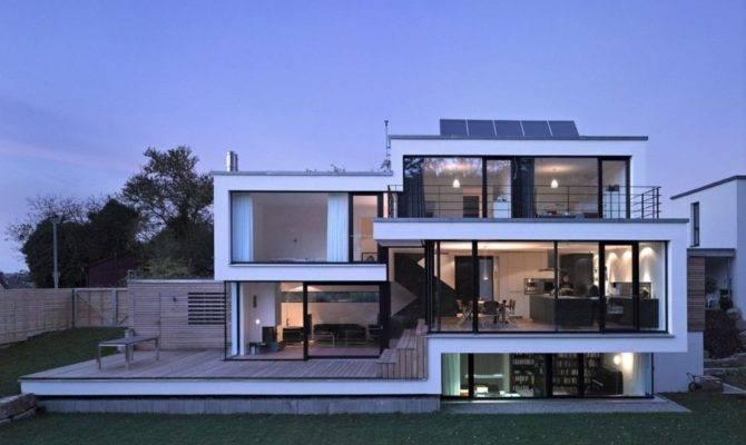 Stunning Modern Glass Houses Beling Storybooks