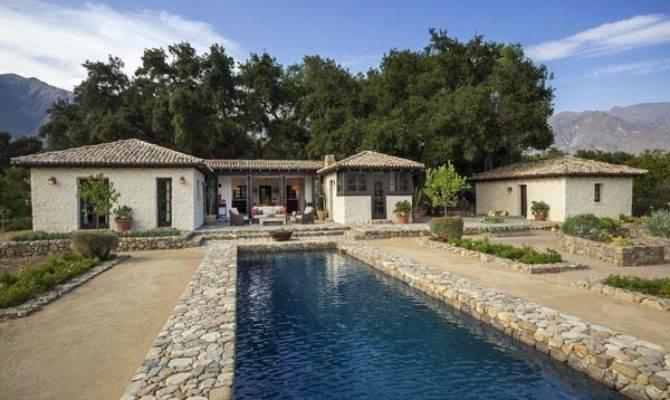 Stunning Spanish Style Hacienda Ranch Ojai