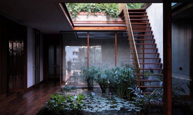 Stunning Structures Gorgeous Inner Courtyards