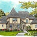 Style French Provincial Amazing Home Plan