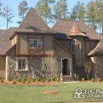 Style French Provincial Popular Home Plan