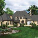 Style House Design Exterior Home Plans Pinterest French Country