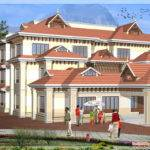 Style House Models Kerala Home Design Plans