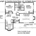 Style House Plan Affordable Small Home Under
