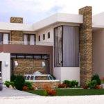 Style House Plan Bedroom Double Storey Floor Plans Home Design
