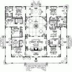 Style House Plans Atrium Pinterest Spanish