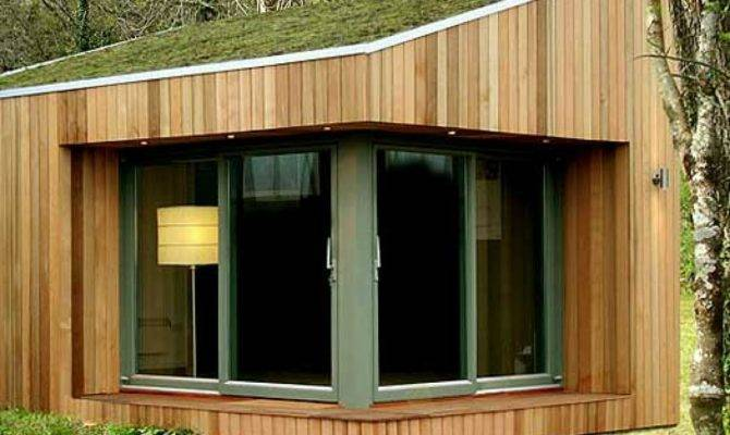Style Shed Roof Referred Green