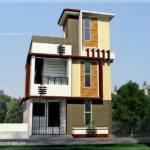 Style Storey House Elevation Kerala Home Design Floor Plans