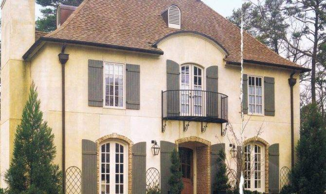 Styles French Country Style Homes Architecture