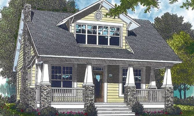 Stylish Craftsman Modular Homes Architecture Front