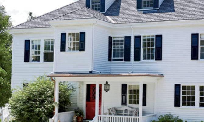 Stylish New England Homes Coastal Living