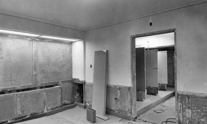 Sub Basement White House Museum