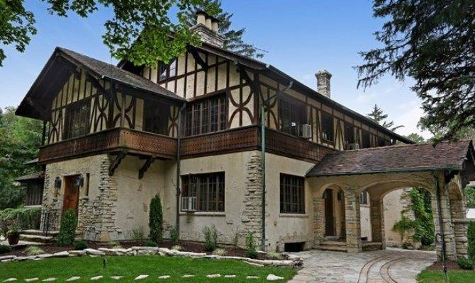Suburban Chicago Mansion Features Its Own Train Realtor