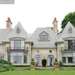 Summerour Fashioned French Normandy Style Home