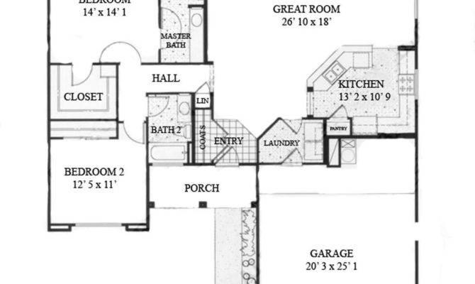 Sun City Grand Acacia Floor Plan Del Webb