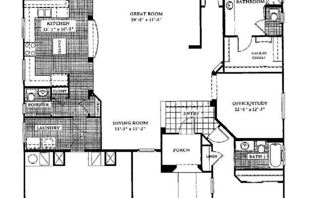 Sun City Grand Mission Floor Plan Del Webb