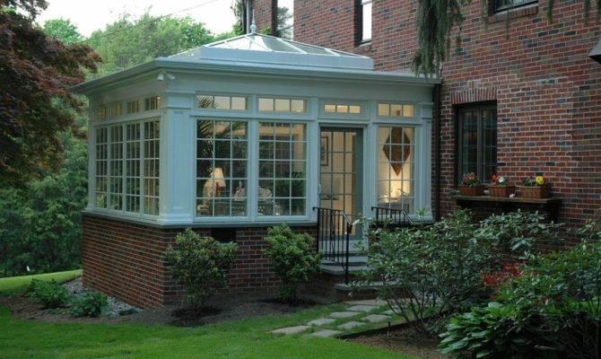Sun Porch Designs Patio