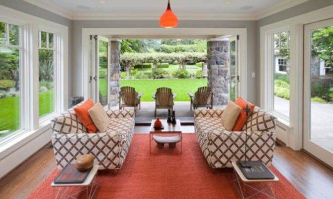 Sunroom Ideas Let Sunlight Victoria Homes Design