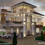 Super Stylish Contemporary House Kerala Home Design
