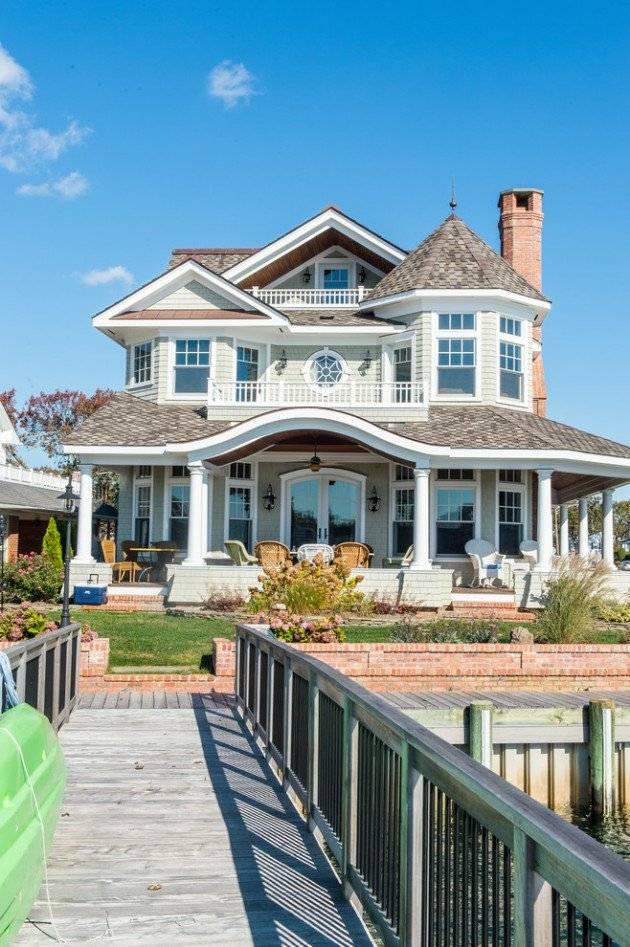 Superb Coastal Home Exterior Designs Beach Lovers