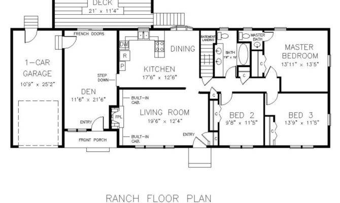 Superb Draw House Plans
