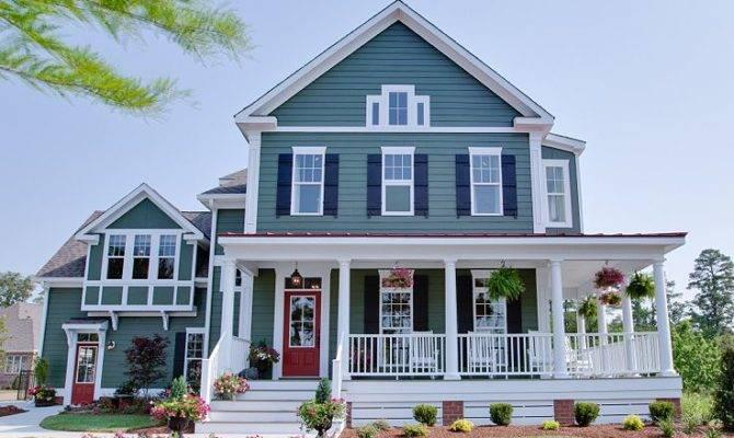 Superb Farm House Plan Farmhouse Wrap Around Porch