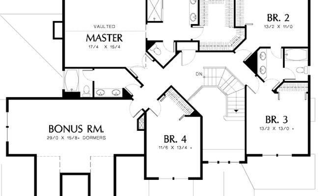 Superb House Plans Bonus Rooms