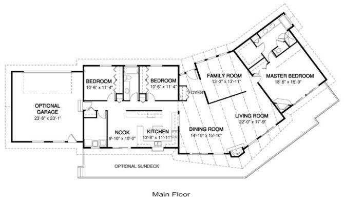 Superb Wide House Plans Lot