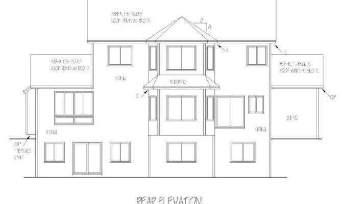 Surprisingly Lakeside Blueprint Home Building Plans