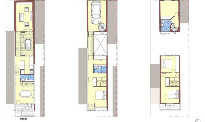 Surry Hills Terrace Redshift Architecture Art