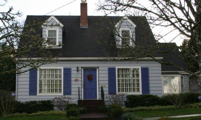 Susan Mini Homes Cape Cod Houses Candy Coloured