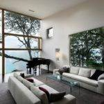 Swaniwck Living Room Large Windows Interior Design Ideas