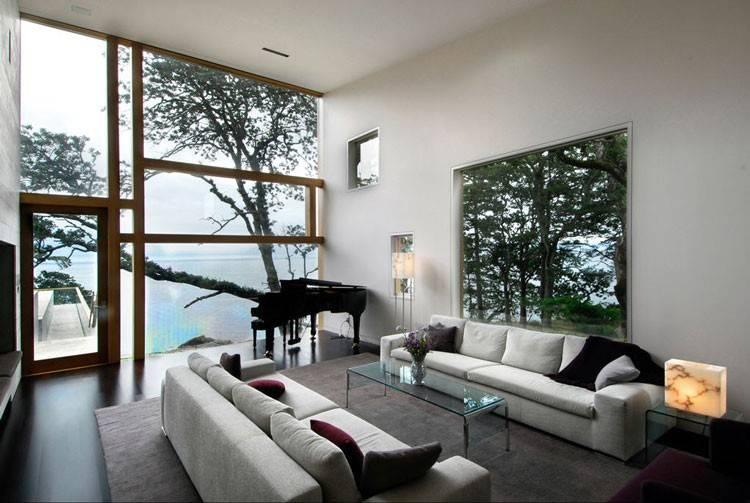 Swaniwck Living Room Large Windows Interior Design Ideas Home Plans Blueprints 85493